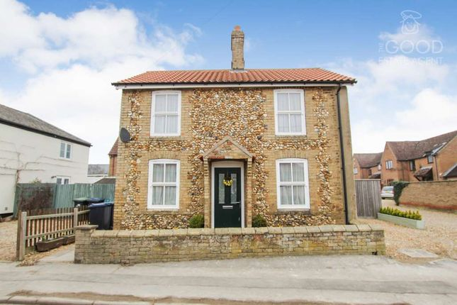 2 bed detached house to rent in Pound Lane, Isleham CB7