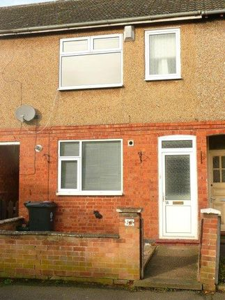 Thumbnail Terraced house for sale in Upper Queen Street, Wellingborough