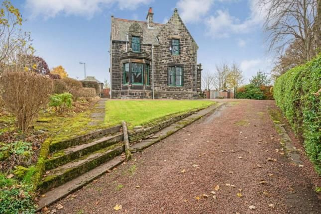Thumbnail Detached house for sale in Merry Street, Motherwell, North Lanarkshire