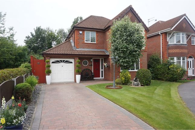 Thumbnail Detached house for sale in Southney Close, Melling
