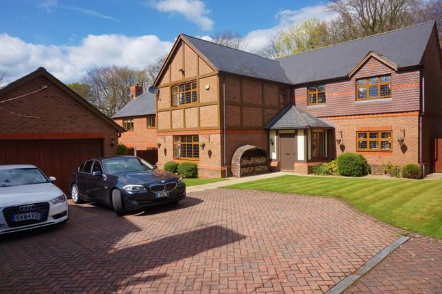 Thumbnail Detached house for sale in West Drive, Leek