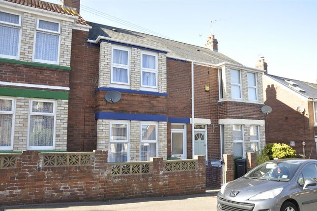 Thumbnail Terraced house to rent in Anthony Road, Exeter
