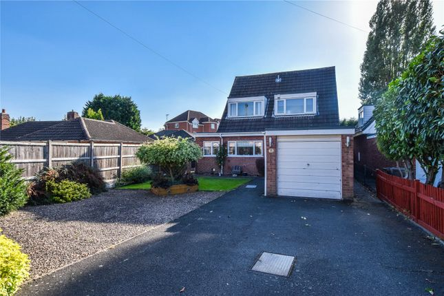 Thumbnail Detached house for sale in New Road, Sidemoor, Bromsgrove