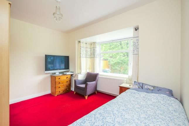 Bedroom Two of The Crescent, Stockport, Greater Manchester SK3