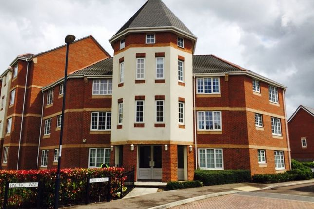 Thumbnail Flat to rent in Java Court, Derby, Derbyshire