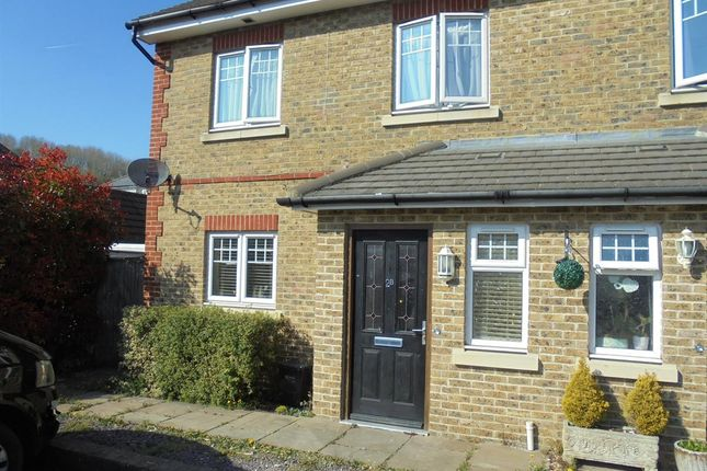 Thumbnail Terraced house to rent in Rosehill Road, Biggin Hill, Westerham