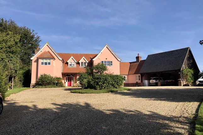 Thumbnail Property for sale in Fen Lane, Hitcham, Ipswich