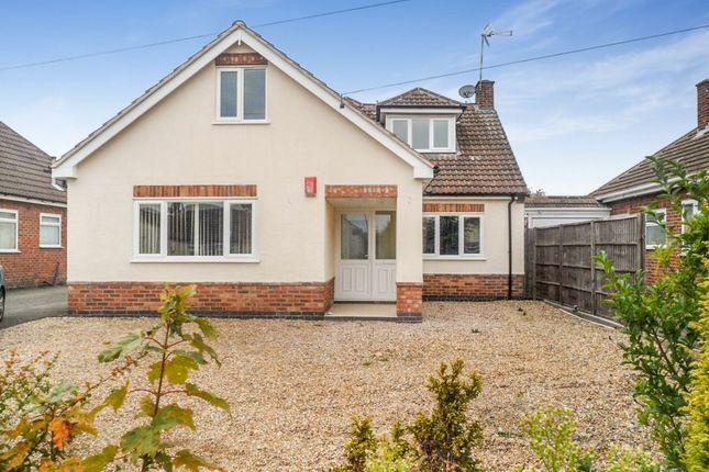 Thumbnail Detached house for sale in Merton Avenue, Syston