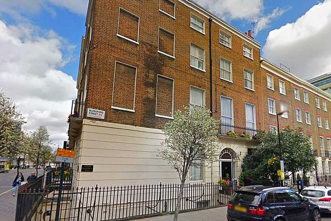 Studio to rent in Gloucester Place, Marylebone