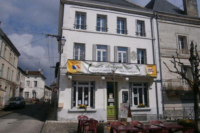 Thumbnail Business park for sale in Chalais, Charente, Nouvelle-Aquitaine