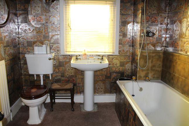 Bathroom of Cliff Terrace, Buckie AB56