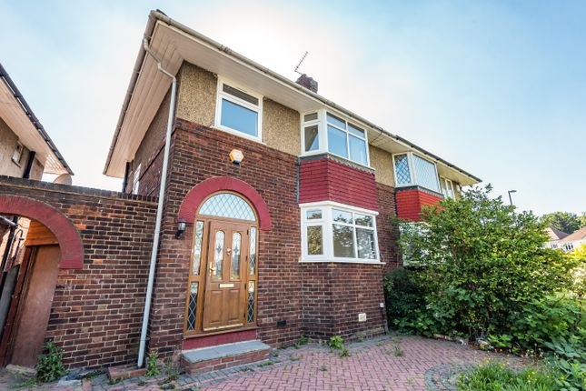 3 bed semi-detached house for sale in Green Way, London SE9