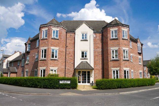 Thumbnail Property to rent in Taylor Drive, Nantwich