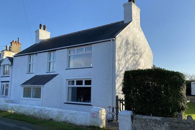 Thumbnail Semi-detached house for sale in Gorad, Valley, Holyhead