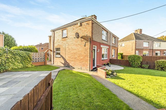 Thumbnail Semi-detached house for sale in Wordsworth Road, Chilton, Ferryhill