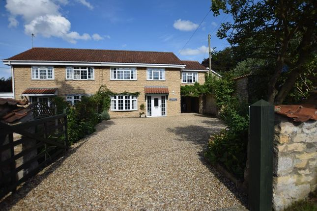Thumbnail Semi-detached house for sale in Chapel Lane, Heighington, Lincoln