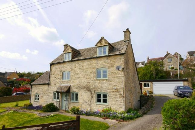 Thumbnail Detached house to rent in Oakridge Lynch, Stroud