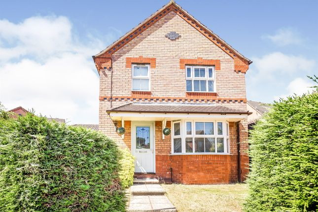 Thumbnail Detached house for sale in Collingtree Avenue, Winsford