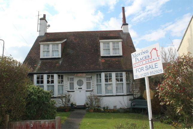 Thumbnail Property for sale in Church Road, Walton On The Naze