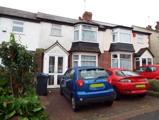 3 bed terraced house for sale in Aubrey Road, Birmingham, West Midlands