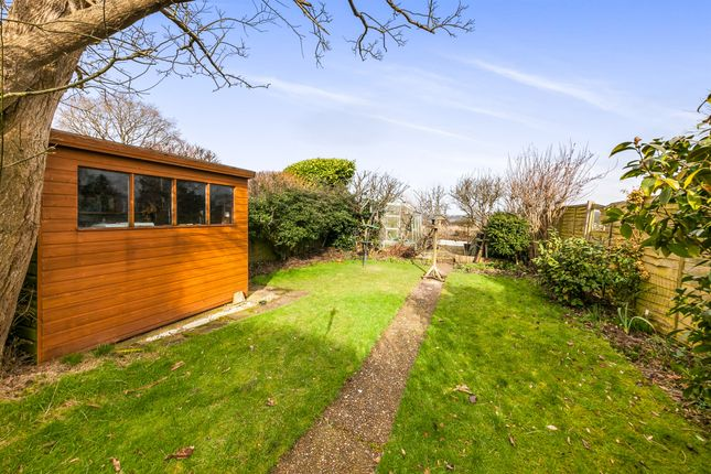 Thumbnail Semi-detached house for sale in Mackie Avenue, Hassocks