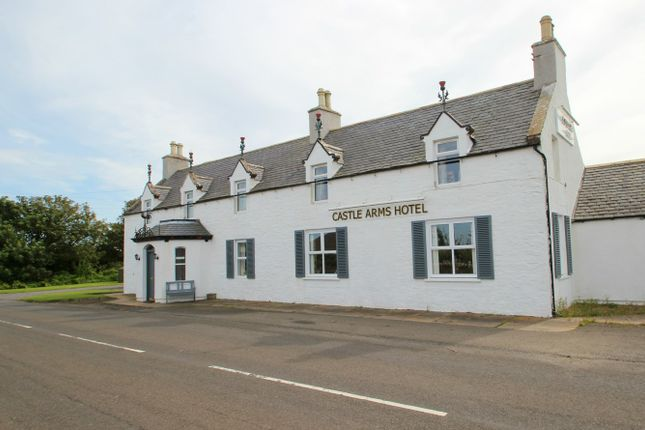 Thumbnail Hotel/guest house for sale in Castle Arms Hotel, Thurso