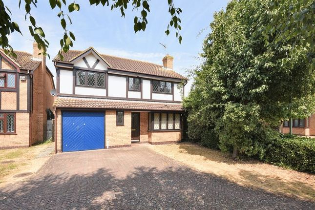 Thumbnail Detached house to rent in Ravencroft, Bicester