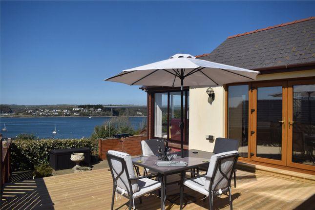 Thumbnail Bungalow for sale in Sea Haze, Connacht Way, Pembroke Dock, Pembrokeshire