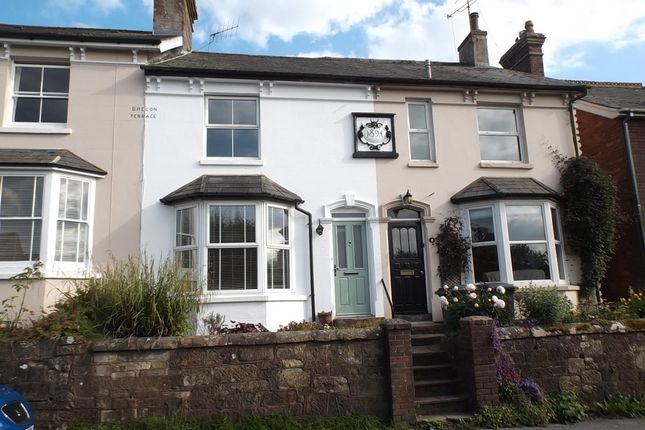 Thumbnail Terraced house to rent in Church Road, Rotherfield, Crowborough