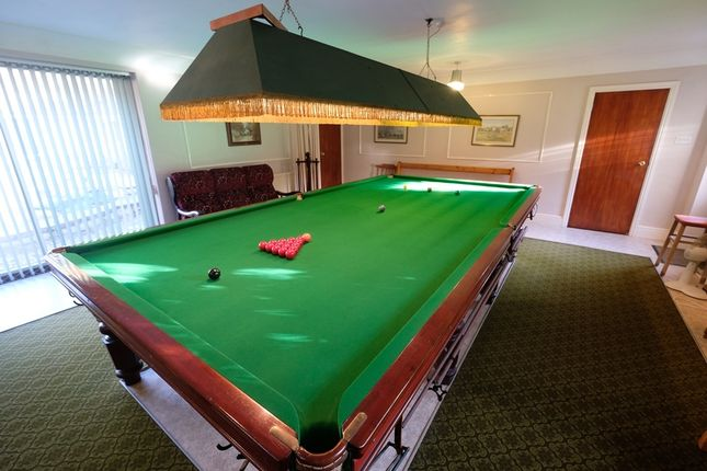 Games Room of Hill Top, Beaulieu SO42