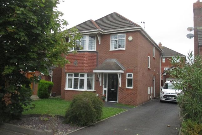 Thumbnail Detached house for sale in Flindo Crescent, Lansdown Gardens, Canton, Cardiff