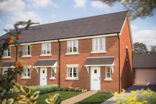 """Thumbnail Semi-detached house for sale in """"The Slimbridge"""" at Hadden Hill, Didcot, Oxfordshire, Didcot"""