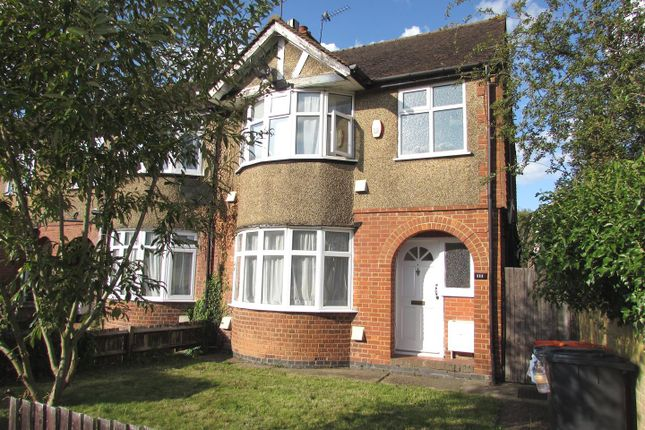 Thumbnail End terrace house to rent in London Road, Dunstable
