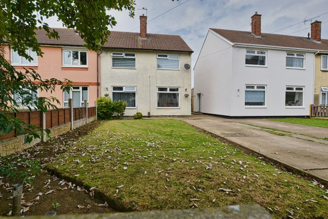 Semi-detached house for sale in Bonby Grove, Scunthorpe