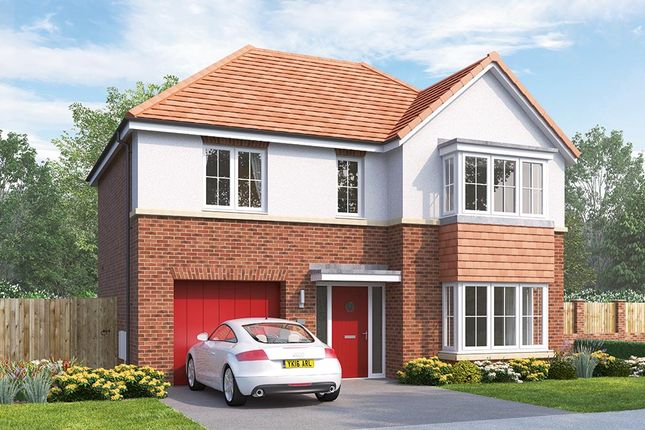 """Thumbnail Detached house for sale in """"The Norbury"""" at Northgate Lodge, Skinner Lane, Pontefract"""