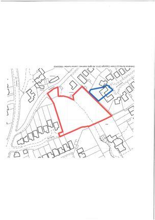 Thumbnail Land for sale in Noctorum Dell, Prenton
