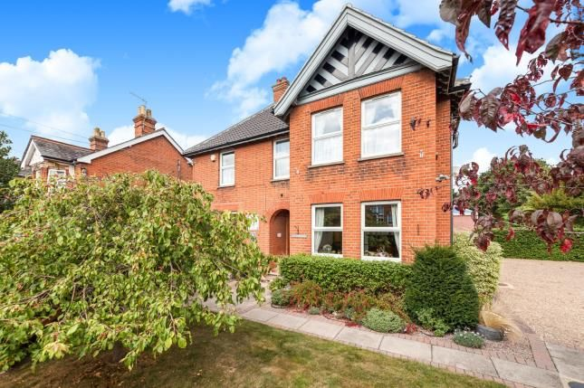 Thumbnail Detached house for sale in Leiston, Suffolk, .