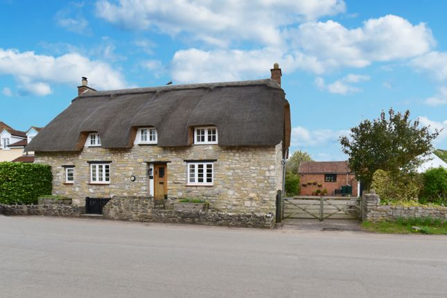 Thumbnail Detached house for sale in Main Road, Middlezoy, Bridgwater