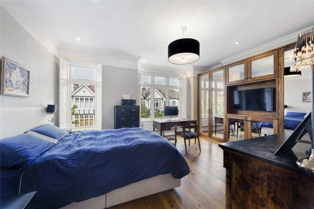Master Bedroom of Rusthall Avenue, London W4