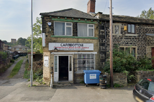 Thumbnail Retail premises for sale in Carrbottom Fold, Bradford, West Yorkshire