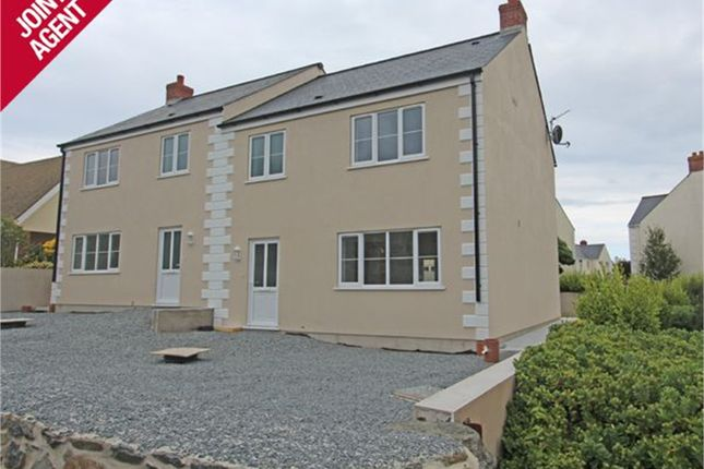 Thumbnail Semi-detached house for sale in Tertre Lane, Vale, Guernsey