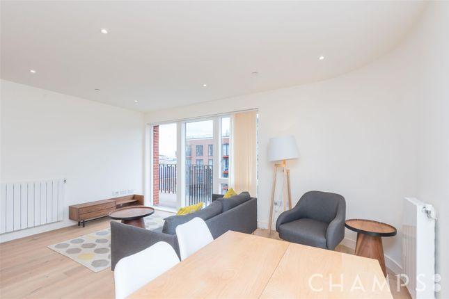 Living Room of Royal Arsenal Riverside, No 1 Street, London SE18
