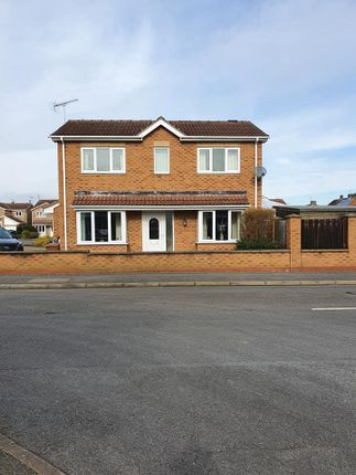 Thumbnail Detached house to rent in Vyse Drive, Long Eaton, Nottingham