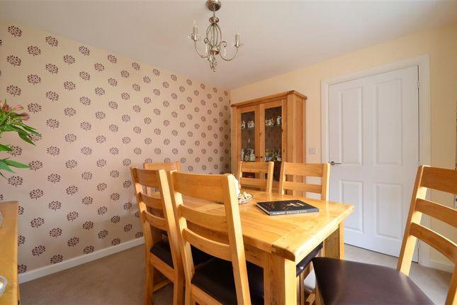 Thumbnail Detached house for sale in Broom Field Way, Felpham, Bognor Regis, West Sussex