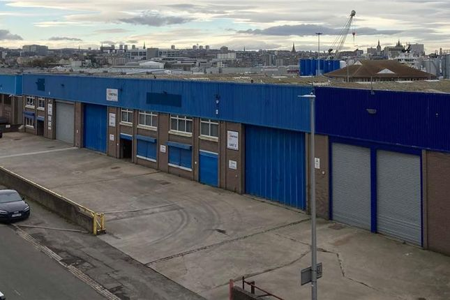 Thumbnail Light industrial for sale in Units 1-7, Crombie Road, Aberdeen