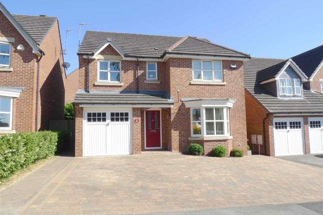 Thumbnail Detached house for sale in Gayton Road, Ilkeston, Derbyshire