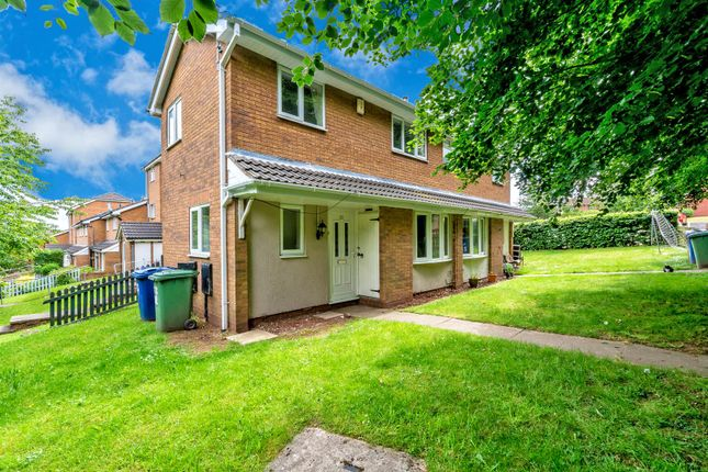 Thumbnail 2 bedroom end terrace house to rent in Apple Walk, Heath Hayes, Cannock