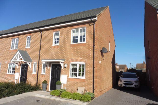 Thumbnail Property to rent in Frederick Drive, Gunthorpe, Peterborough