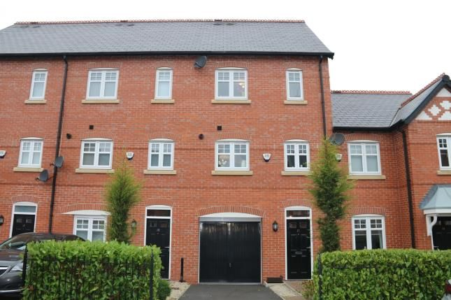 Thumbnail Terraced house for sale in Alden Close, Standish, Wigan, Greater Manchester