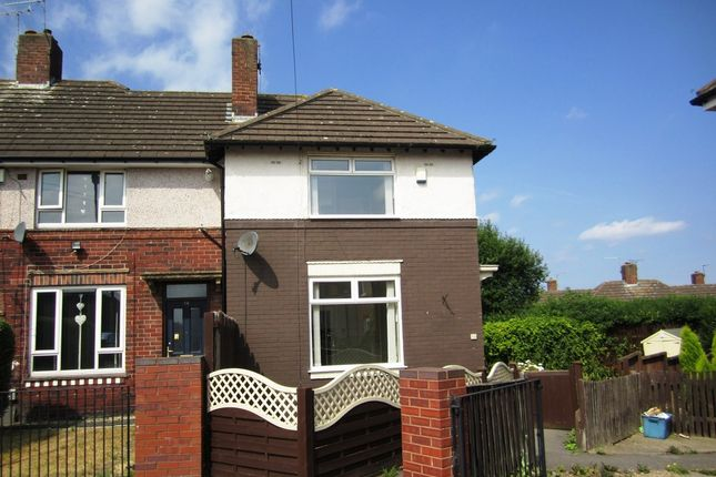 Front View of Standish Close, Sheffield S5